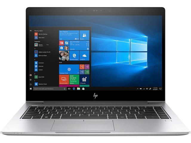"HP Laptop EliteBook 840 G5 (3RF06UT#ABA) Intel Core i5 7th Gen 7200U (2.50 GHz) 8 GB Memory 256 GB SSD Intel HD Graphics 620 14.0"" Windows 10 Pro 64-Bit"