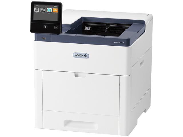 "Xerox VersaLink C500/N Color LED Printer with 5"" Display"