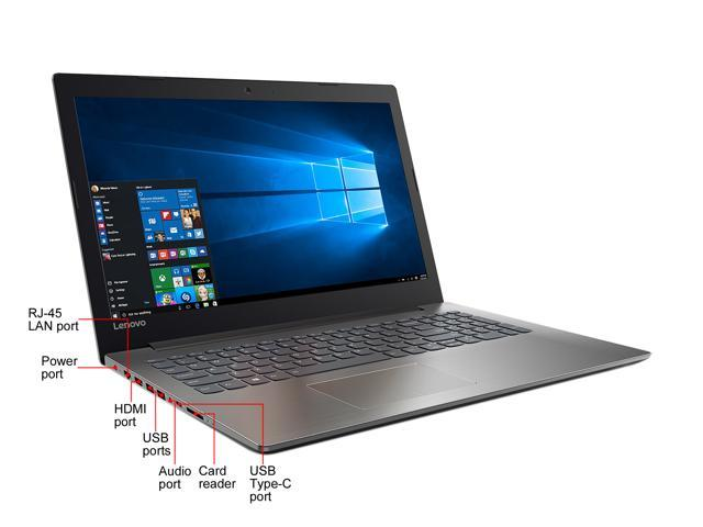 "Lenovo Laptop IdeaPad 320-15IKBR 81BH0000US Intel Core i7 8th Gen 8550U (1.80 GHz) 12 GB Memory 1 TB HDD Intel UHD Graphics 620 15.6"" Touchscreen Windows 10 Home 64-bit"