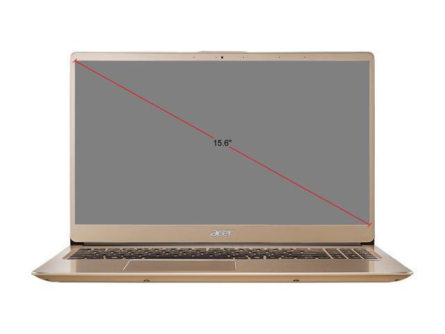 "Acer Laptop Swift 3 SF315-52-81HD Intel Core i7 8th Gen 8550U (1.80 GHz) 8 GB Memory 256 GB SSD Intel UHD Graphics 620 15.6"" Windows 10 Home 64-bit"