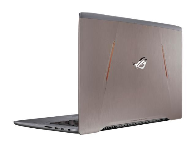 "ASUS ROG Strix GL702VS-AH73 17.3"" Full HD 75 Hz Ultra Thin and Light Gaming Laptop, G-SYNC Display, GeForce GTX 1070 8 GB, Intel i7-7700HQ 2.8 GHz, 12 GB DDR4 RAM, 128 GB SSD + 1 TB 7200 RPM HDD Windows 10 Home"