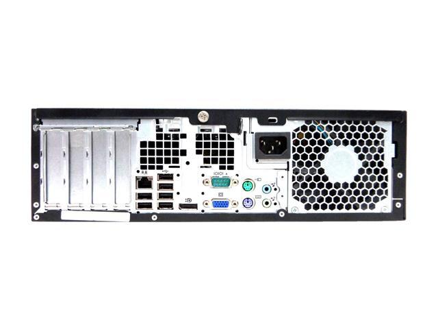 Refurbished: HP Compaq Desktop Computer 6000 Pro Core 2 Duo E8400 (3.00 GHz) 4 GB DDR3 160 GB HDD Windows 10 Home 64-Bit