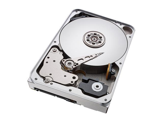 Seagate Exos Enterprise Capacity ST12000NM0007 12TB 7200 RPM SATA 6Gb/s 256MB Enterprise Hard Drive (Helium & 3.5 inch) - OEM