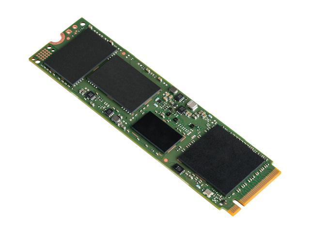 Intel SSD 600p Series (128GB, M.2 2280 80mm NVMe PCIe 3.0 x4, 3D1, TLC) Reseller Single Pack