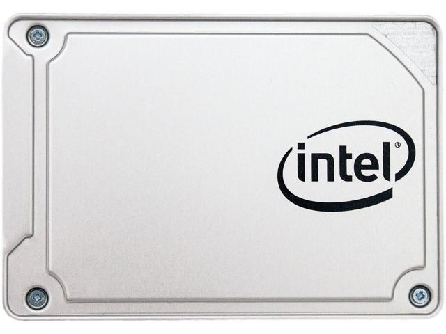 """Intel 545s 2.5"""" 256GB SATA III 64-Layer 3D NAND TLC Internal Solid State Drive (SSD) SSDSC2KW256G8X1"""