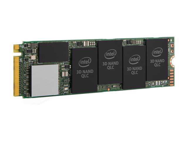 Intel 660p Series M.2 2280 2TB PCI-Express 3.0 x4 3D NAND Internal Solid State Drive (SSD) SSDPEKNW020T8X1