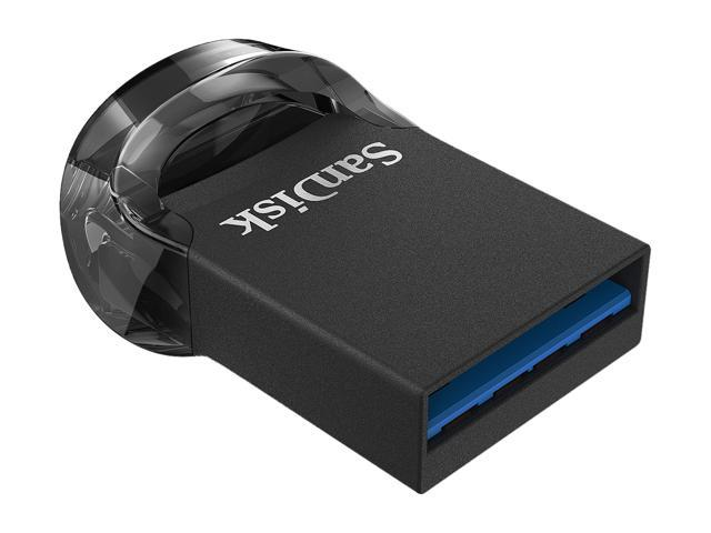 Sandisk 128GB Ultra Fit USB 3.1 Flash Drive, Speed Up to 130MB/s (SDCZ430-128G-G46)