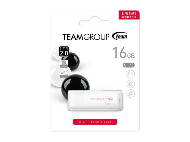 Team C173 16GB USB Flash Drive Model TC17316GW01