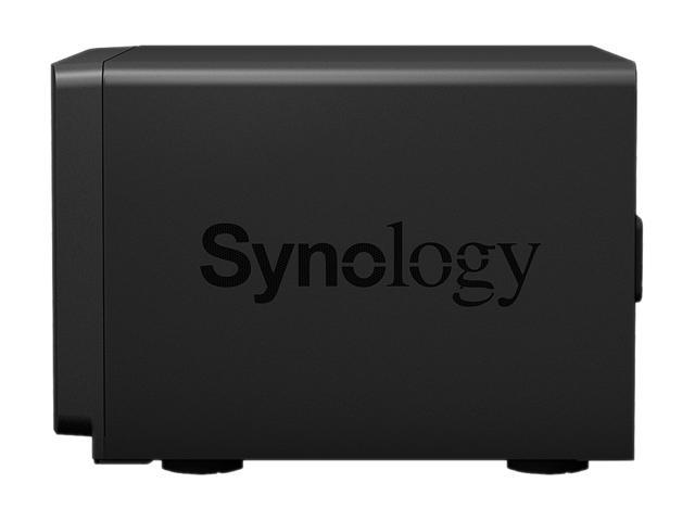 Synology DS1517+ (8GB) Diskless System High Performance NAS Optimized for Encryption and Intensive Tasks