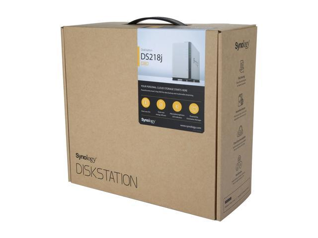 Synology DS218j Network Storage DiskStation