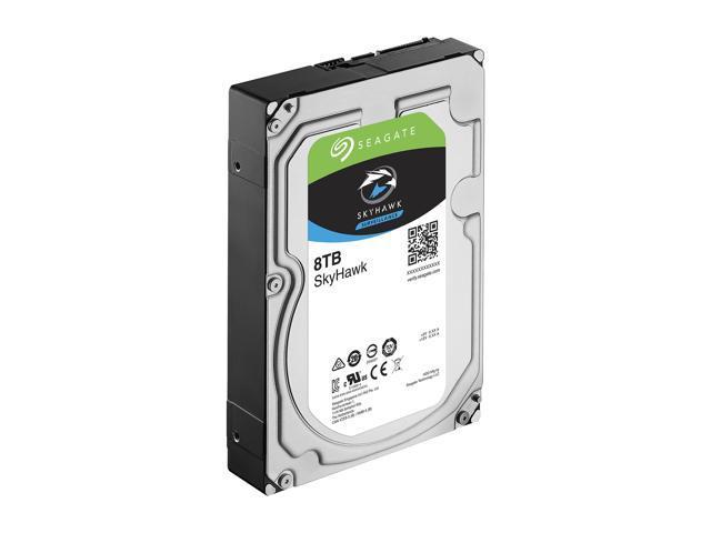 """Seagate SkyHawk 8TB Surveillance Hard Drive 256MB Cache SATA 6.0Gb/s 3.5"""" Internal Hard Drive ST8000VX0022 - OEM"""