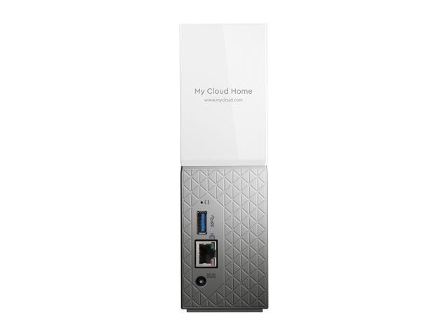 WD 6TB My Cloud Home Personal Cloud Storage - WDBVXC0060HWT-NESN