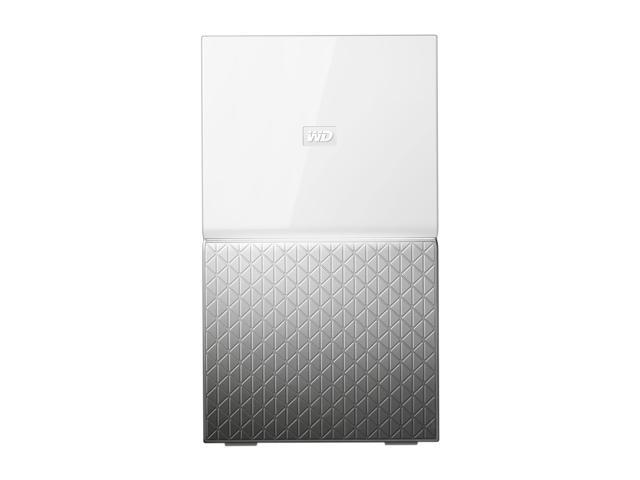 WD 6TB My Cloud Home Duo Personal Cloud Storage - WDBMUT0060JWT-NESN