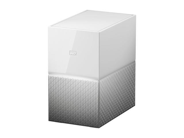 WD 12TB My Cloud Home Duo Personal Cloud Storage - WDBMUT0120JWT-NESN