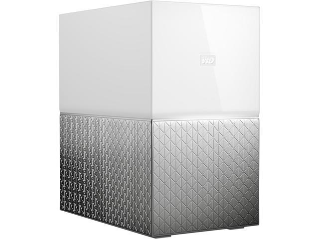 WD 16TB My Cloud Home Duo Personal Cloud Storage - WDBMUT0160JWT-NESN