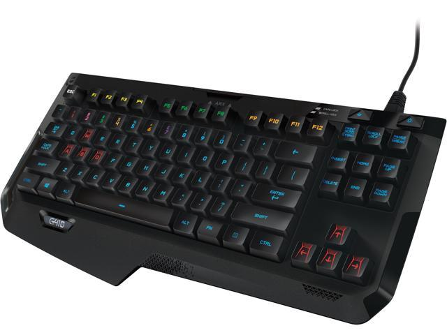 Logitech G410 Atlas Spectrum RGB Tenkeyless Gaming Keyboard