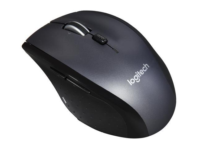 Refurbished: Logitech Recertified 920-008001 MK570 Comfort Wave Wireless Keyboard and Optical Mouse - OEM