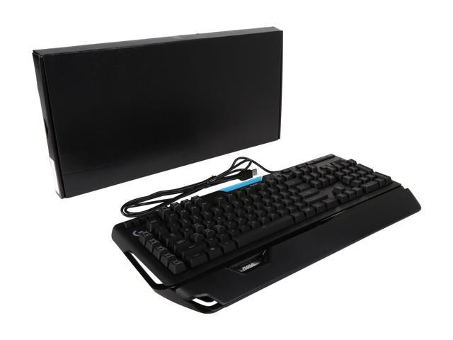 Refurbished: Certified Refurbished 920-008012 Logitech G910 Orion Spectrum RGB Mechanical Gaming Keyboard USB