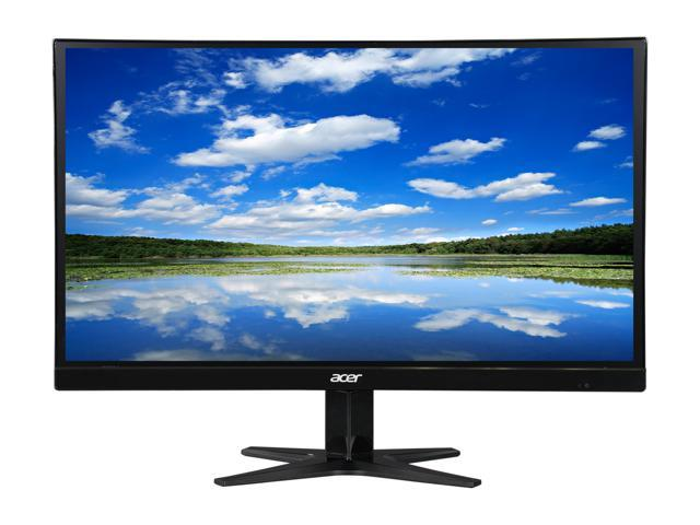 """Acer G7 Series G257HL bmidx Black 25"""" IPS 4ms (GTG) Black Widescreen LED/LCD Monitor 1920 x 1080 FHD, Slim Frame Design, w/ Acer Flicker Less Technology, Visual Comfortable and Build in Speakers"""