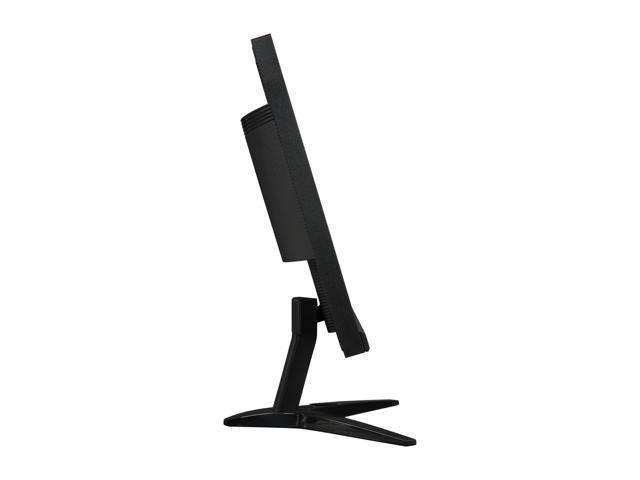 """Acer KG Series KG251Q bmiix Black 24.5"""" TN 1ms (GTG) 75 Hz, LCD/LED Gaming Monitor, Widescreen FHD 1920x1080, AMD FreeSync Technology, Acer Flicker-less Technology, BlueLightShield Technology, VESA Mountable, 2 x 2 W Built-in Speakers"""