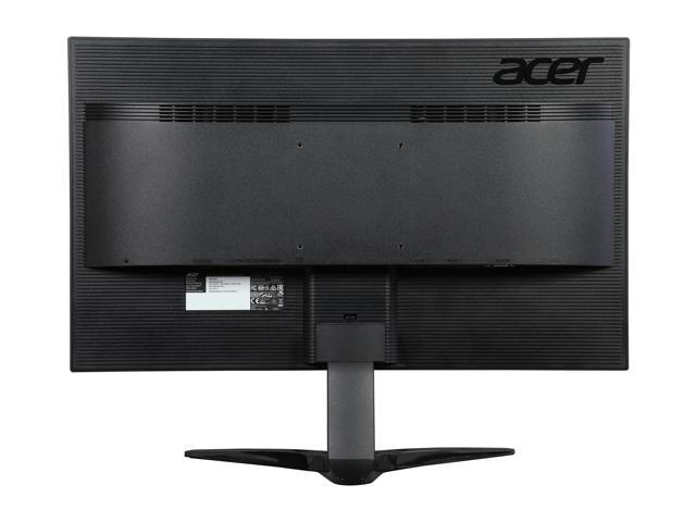"Acer KG Series KG251Q bmiix Black 24.5"" TN 1ms (GTG) 75 Hz, LCD/LED Gaming Monitor, Widescreen FHD 1920x1080, AMD FreeSync Technology, Acer Flicker-less Technology, BlueLightShield Technology, VESA Mountable, 2 x 2 W Built-in Speakers"