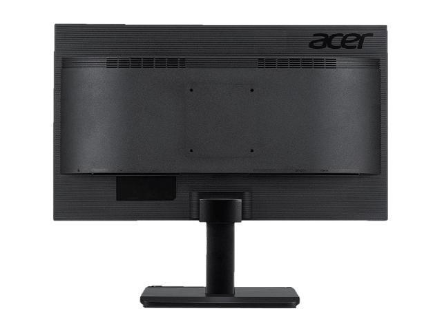 "Acer KA251Q Abmidx Frameless 24.5"" Monitor, 1920 x 1080, 5ms, Flicker-less, Bluelight Shield, Built-in Speakers, HDMI, VESA Mountable"