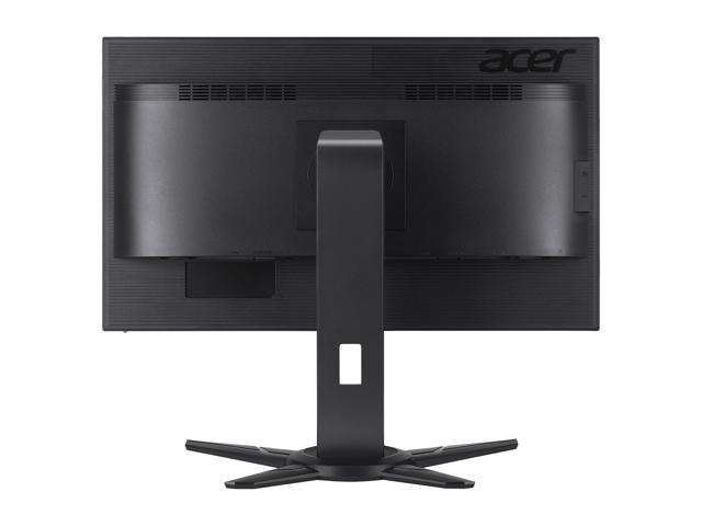 "Acer XF251Q bmiirx Black 24.5"" Full HD Gaming Monitor, 75Hz, 1ms (GTG), AMD FreesSync, Height & Pivot Adjustment, Built-in Speakers, 2xHDMI, , Blue Light Filter"
