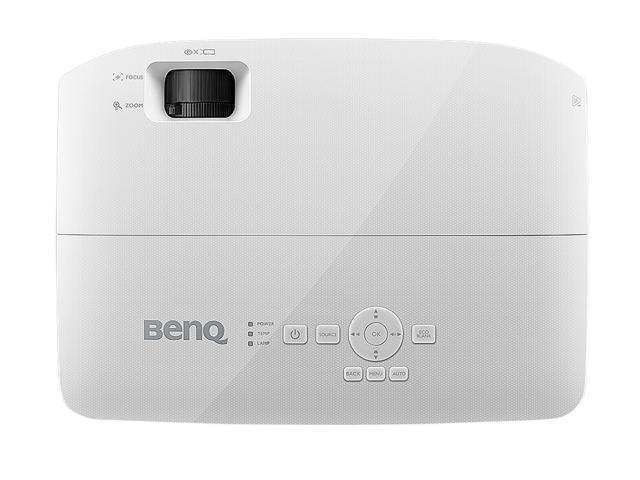 BenQ MS524AE 800 x 600 3300 ANSI Lumen DLP Projector 15,000:1
