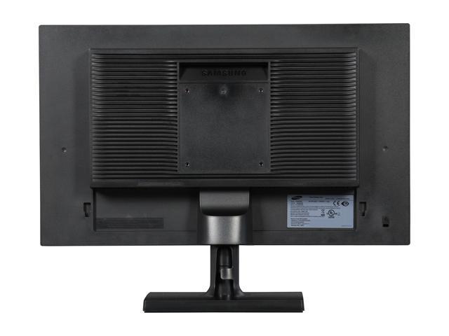 "Samsung S22E200B Black 21.5"" TN Widescreen LCD Monitor, 1920 x 1080 5ms 60 Hz Refresh Rate, 16:9 Aspect Ratio, 170/160 Viewing Angle, D-sub/DVI"