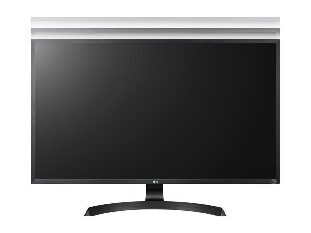 "LG 32UD59-B 32"" 4K UHD LED Monitor, 3840 x 2160, HDCP 2.2, HDMI, DisplayPort, AMD FreeSync, On-Screen Control, Screen Split"