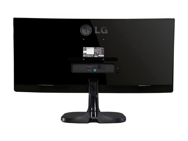 """LG 25UM58-P 25"""" Class 21:9 UltraWide Full HD IPS Monitor 5ms 2560 x 1080 75 Hz Refresh Rate Flicker Safe Black Stabilizer and On Screen Control w/ Screen Split 2.0 HDMI"""