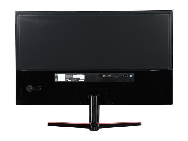 "LG 27MP59G 27"" Full HD Black IPS FreeSync Gaming Monitor, 1920 x 1080, 16:9 Aspect Ratio, 75 Hz Refresh Rate, 5ms GTG / 1ms MBR Response Time, On-screen Control, 4 Screen Split, HDMI, DP, D-Sub"