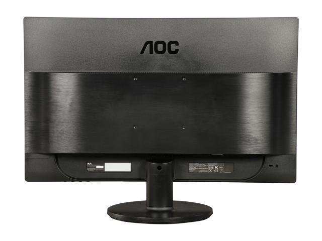 "AOC G2460FQ Black / Red 24"", 144Hz 1ms (GTG) HDMI Widescreen LED Backlight LCD Monitor"