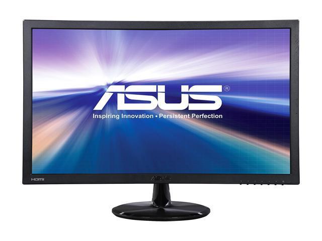 "Refurbished: ASUS VP247H-P-12 Black 23.6"" 1ms (GTG) HDMI Widescreen LED Backlight Full HD 1920 x 1080 Gaming Monitor 250 cd/m2 100,000,000:1"