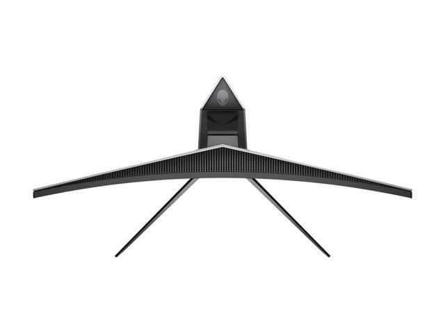 """Dell Alienware AW3418DW 34"""" Curved WQHD 4ms(GTG) 120Hz NVIDIA G-Sync Gaming Monitor, 300 cd/m², DP, HDMI, USB3.0, Tilt, Swivel, Height-Adjustable"""