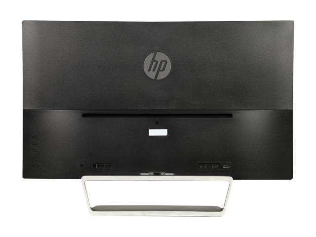 "Refurbished: HP Pavilion 32q IPS 32"" Display WVA 1.07M colors DisplayPort HDMI 2560x1440 @ 60 Hz, Certified Refurbished ,Grade A"
