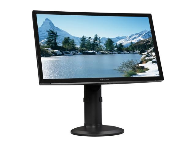 "Refurbished: INSIGNIA NS-PMG248 Black 24"" 1ms Widescreen LCD/LED 144Hz Gaming Monitor Tilt and Swivel Adjustable Display Cable & HDMI Cable included - Grade A like new"