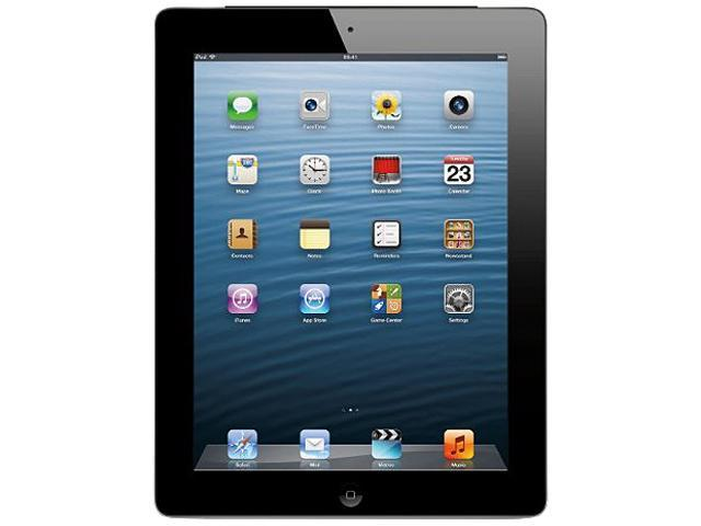 Refurbished: Apple iPad 3 3rd 16GB, Wi-Fi, 9.7in - Black (MC705LL/A) - C
