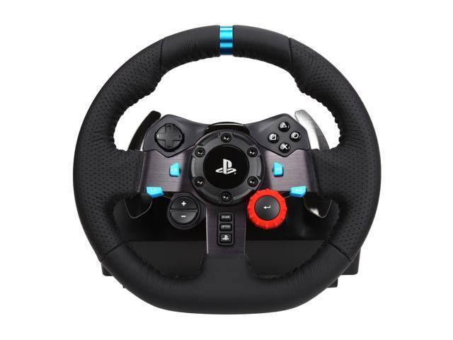 Logitech G29 Driving Force Racing Wheel for PS4, PS3, PC (941-000110)