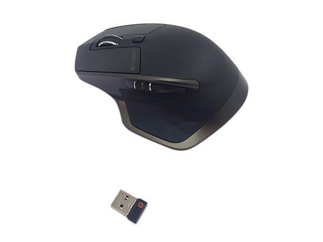 Refurbished: Logitech MX Master (910-004337) 5 Buttons 2 Wheels USB Wireless & Bluetooth 1600 dpi
