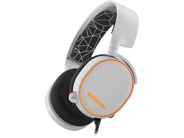 Steelseries Arctis 5 Headset – White