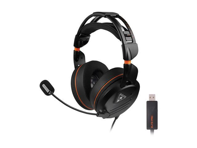 Turtle Beach - Elite Pro Professional Surround Sound Gaming Headset - PC Edition - PC, PS4, PS4 Pro, Xbox One, and Mobile Gaming