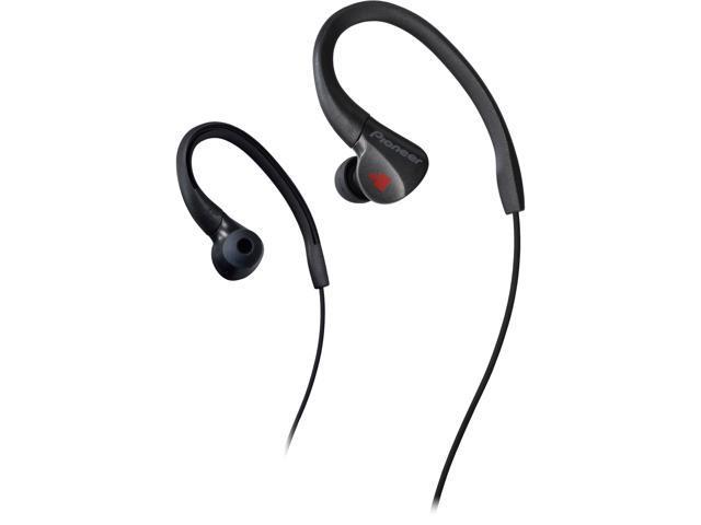 Pioneer SE-E3M IRONMAN Sports Earphones - Black