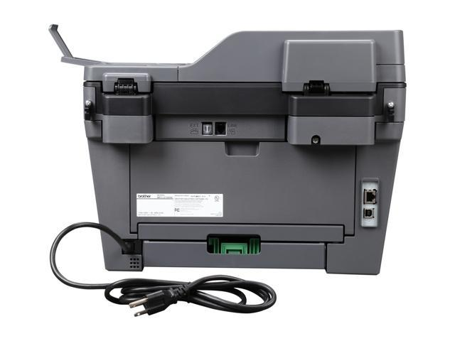 Brother MFC-L2720DW All-In-One Laser Printer with Wireless Networking and Duplex Printing
