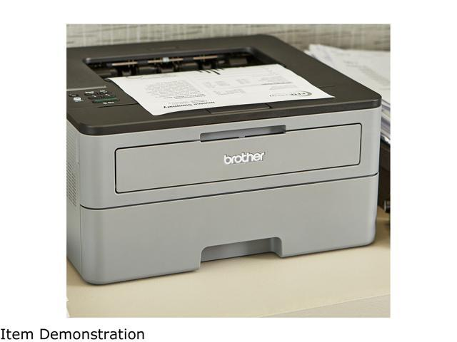 Brother HL-L2350DW Wireless/Duplex Monochrome Compact Laser Printer