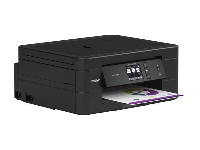 Brother MFC-J690DW Compact Color Wireless InkJet MFC / All-In-One Color Printer