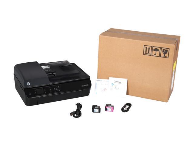 Refurbished: HP Officejet 4630 (B4L03A#B1H) Duplex 4800 dpi x 1200 dpi wireless/USB color Inkjet e-All-in-One Printer