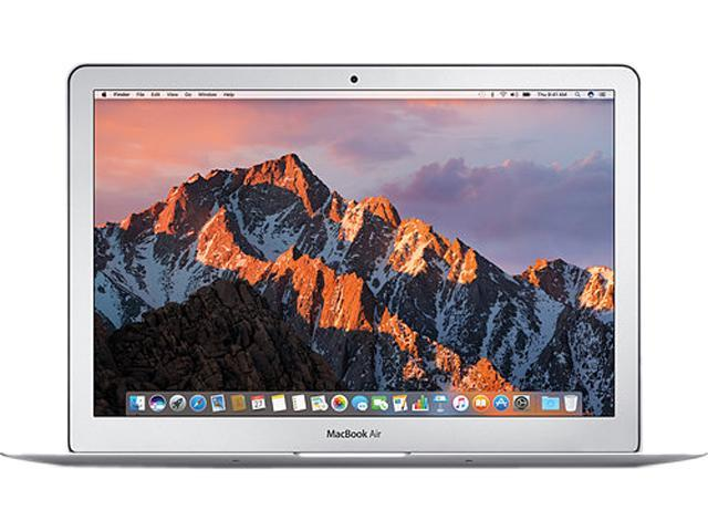 "Apple Laptop MacBook Air (Mid 2017) MQD32LL/A Intel Core i5 5th Gen 5350U (1.80 GHz) 8 GB Memory 128 GB SSD Intel HD Graphics 6000 13.3"" Mac OS X v10.12 Sierra"