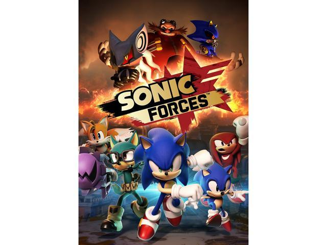 Sonic Forces - Bonus Edition [Online Game Code]