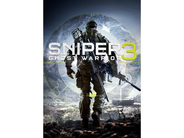 Sniper Ghost Warrior 3 [Online Game Code]